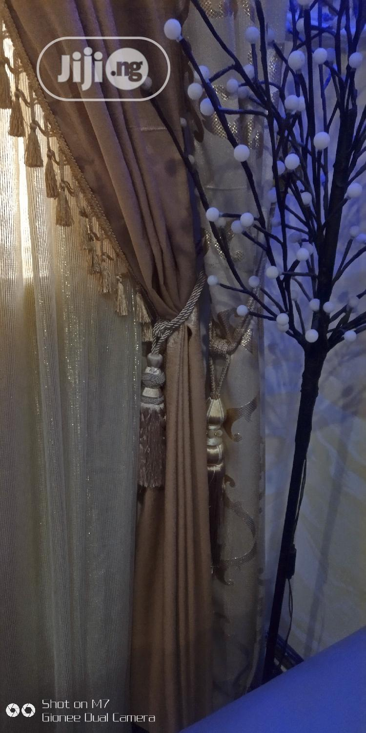 Ntutu Levels Curtains | Home Accessories for sale in Yaba, Lagos State, Nigeria