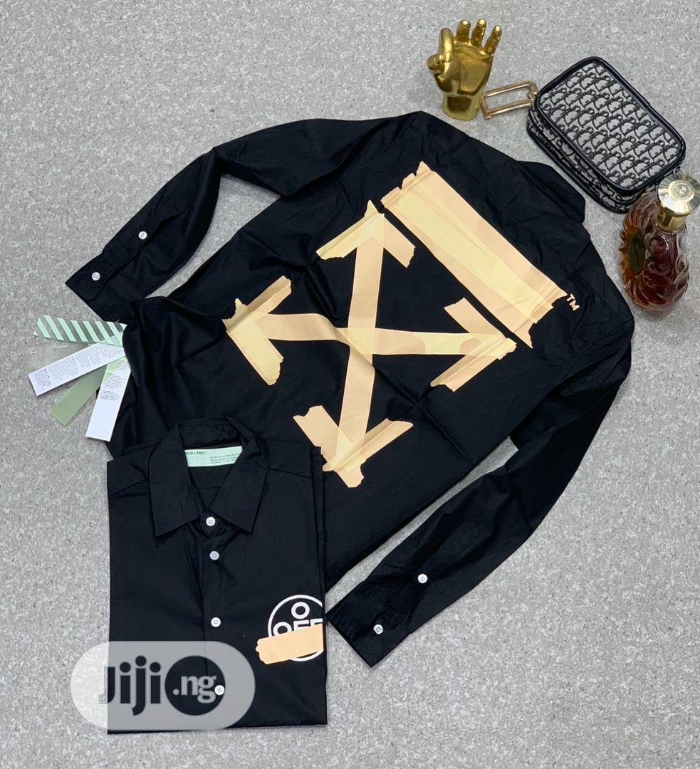 Authentic Offwhite Shirts