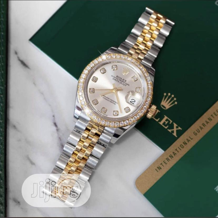 Rolex Woman Watch