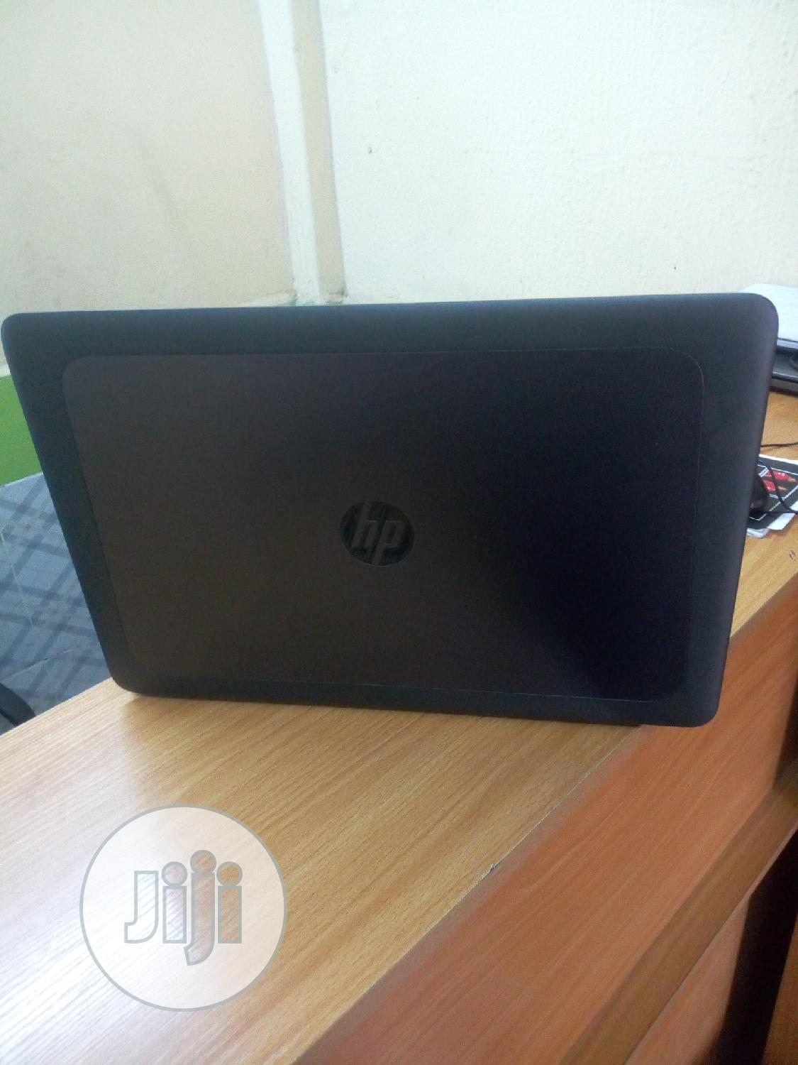 Laptop HP ZBook 17 G3 4GB Intel Core I5 HDD 1T | Laptops & Computers for sale in Wuse 2, Abuja (FCT) State, Nigeria