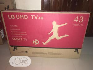 LG 43 Inches Smart TV | TV & DVD Equipment for sale in Lagos State, Alimosho