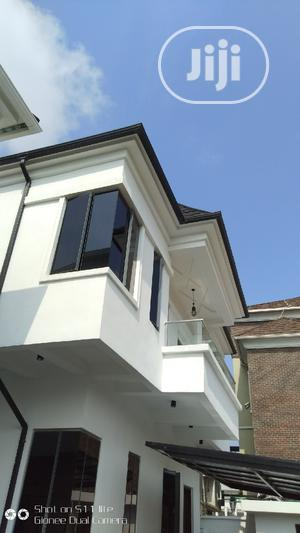 London Type Of 5 Bedrooms Detached Duplex With BQ | Houses & Apartments For Sale for sale in Lagos State, Lekki