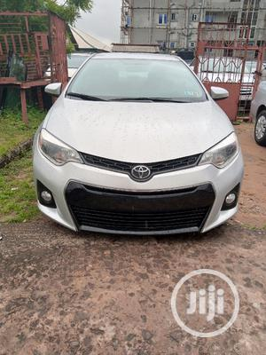 Toyota Corolla 2015 Silver   Cars for sale in Anambra State, Onitsha