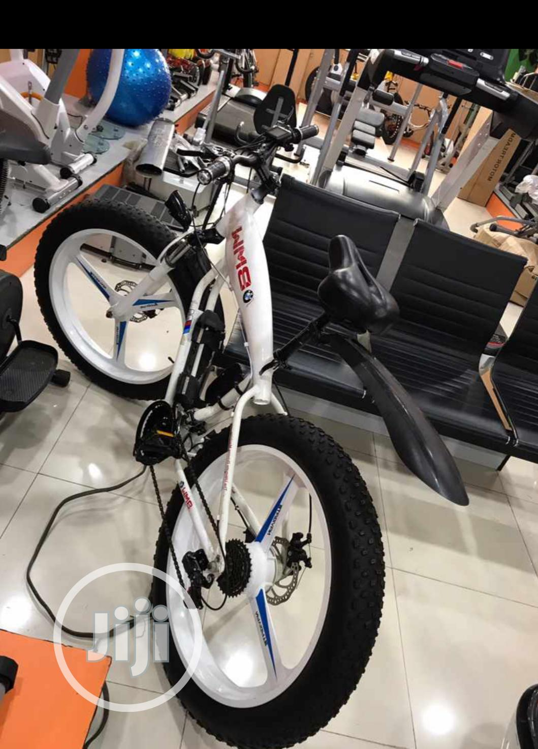 Archive: BMW Hummer Bicycle
