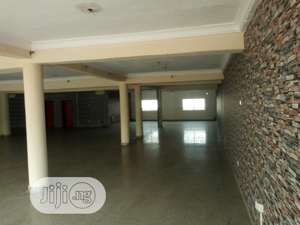 Shop Space 500sqm First Floor in Plaza on the Road at Wuse 2   Commercial Property For Rent for sale in Wuse 2, Abuja (FCT) State, Nigeria