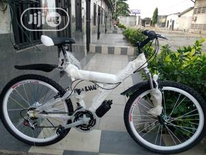 Brand New Quality Adult Bicycle With Shock | Sports Equipment for sale in Lagos State, Surulere