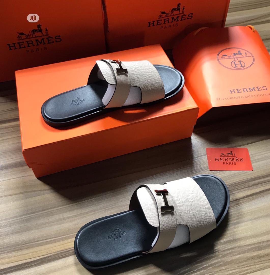 Designer Herms Palms | Shoes for sale in Lagos Island (Eko), Lagos State, Nigeria