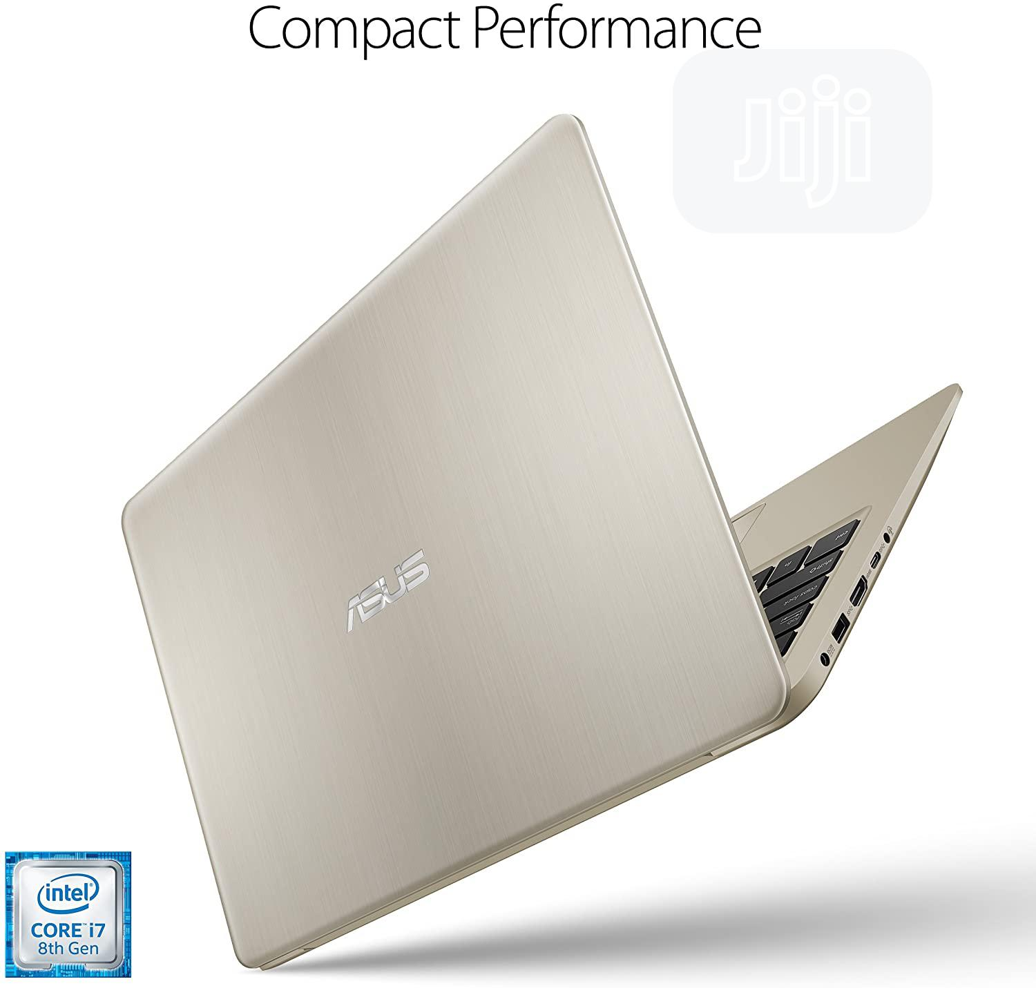New Laptop Asus VivoBook 15 X505BA 8GB Intel Core I7 SSD 256GB | Laptops & Computers for sale in Ikeja, Lagos State, Nigeria