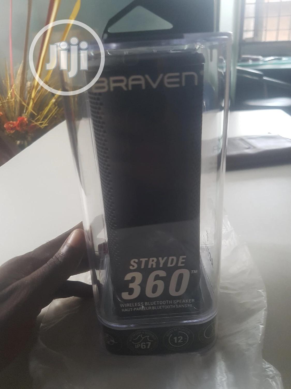 Braven Stryde 360 (Waterproof Bluetooth)