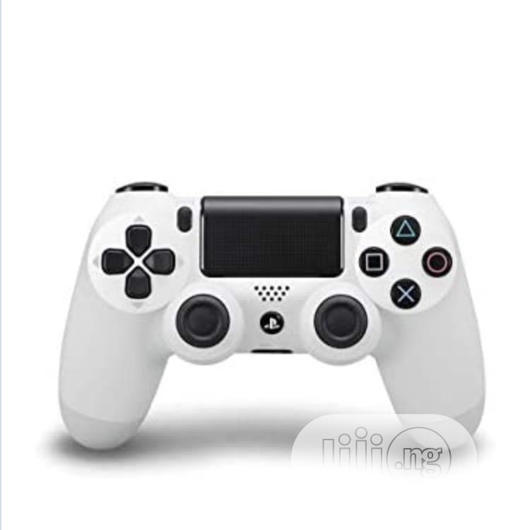 Sony PS4 Controller Pad- White