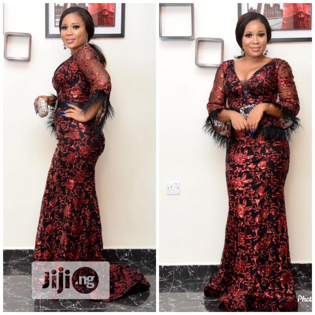 New Female Turkey Quality Long Dress   Clothing for sale in Lagos Island (Eko), Lagos State, Nigeria