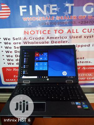 Laptop HP EliteBook 8540W 8GB Intel Core I7 HDD 500GB | Laptops & Computers for sale in Lagos State, Ikeja
