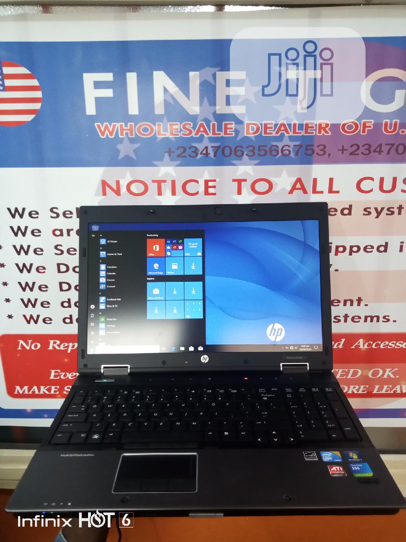 Laptop HP EliteBook 8540W 8GB Intel Core i7 HDD 750GB