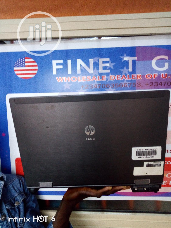 Laptop HP EliteBook 8540W 8GB Intel Core i7 HDD 750GB   Laptops & Computers for sale in Ikeja, Lagos State, Nigeria