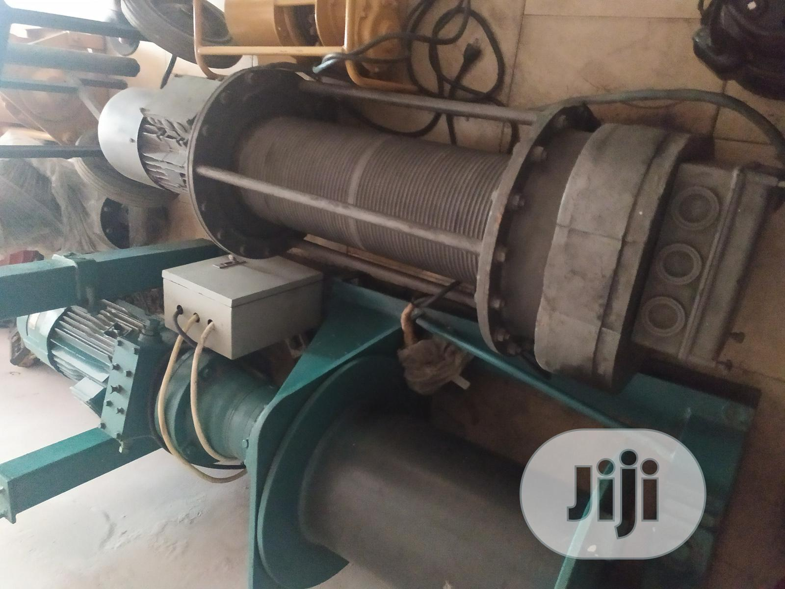 Air Winch Ingersoll Rand | Manufacturing Equipment for sale in Port-Harcourt, Rivers State, Nigeria