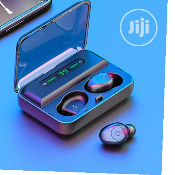 F9 Bluetooth Earbud | Accessories for Mobile Phones & Tablets for sale in Ikeja, Lagos State, Nigeria