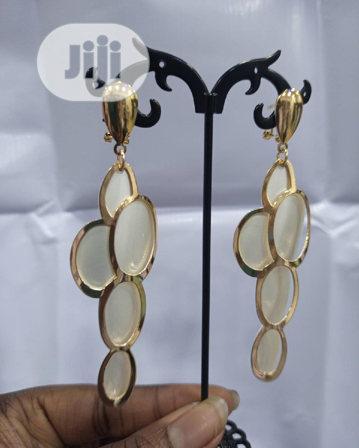 Classy Drop Earrings