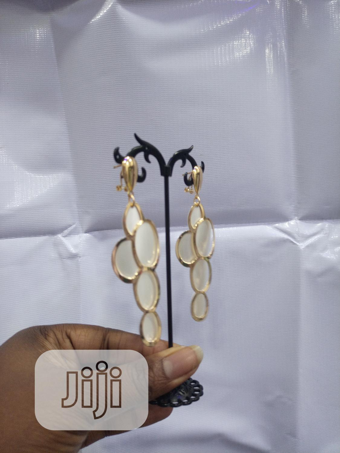 Classy Drop Earrings | Jewelry for sale in Ajah, Lagos State, Nigeria
