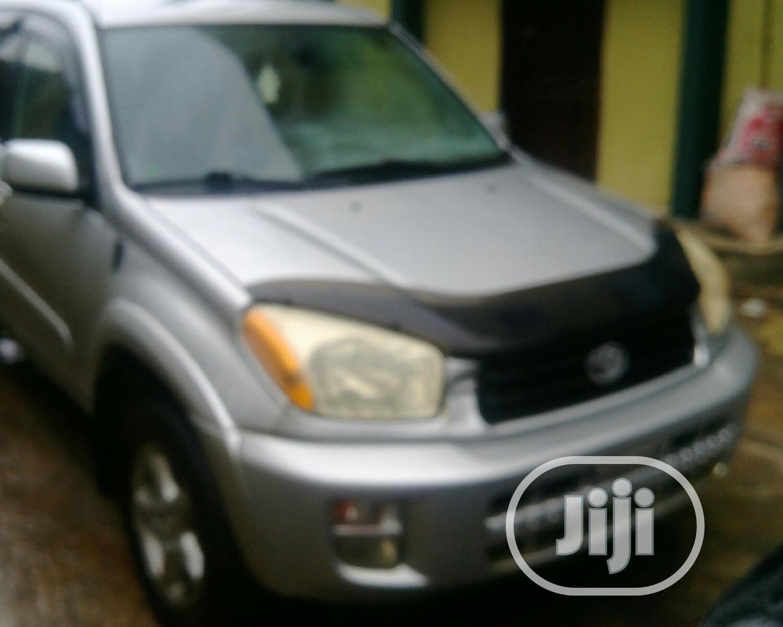 Toyota RAV4 2002 Automatic Silver | Cars for sale in Ojodu, Lagos State, Nigeria