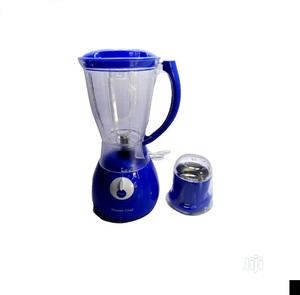 Electric Blender With Mill (MC-BL143) - Master Chef B11   Kitchen Appliances for sale in Lagos State, Alimosho