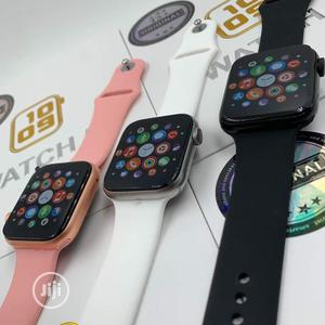 T5 Plus Iwatch Series 5 Smart Watch Android And Ios Device | Smart Watches & Trackers for sale in Lagos State, Ikeja