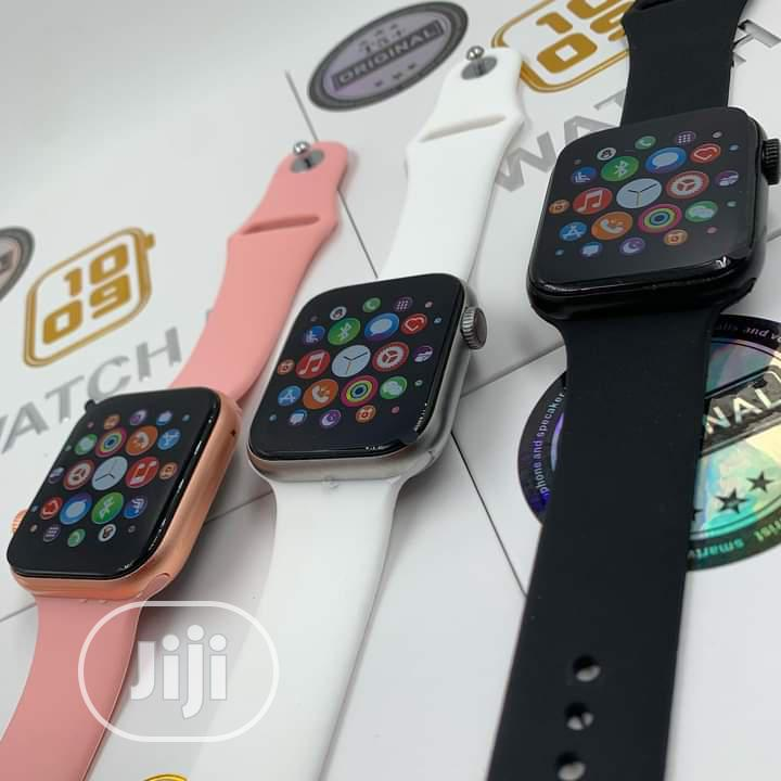 T5 Plus Iwatch Series 5 Smart Watch Android And Ios Device