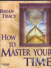 How To Master Your Time - Brian Tracy (CD) | CDs & DVDs for sale in Delta State, Warri
