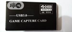 3.0 HDMI Capture Card With 1.5m HDMI Cable | Computer Accessories  for sale in Lagos State, Ikeja