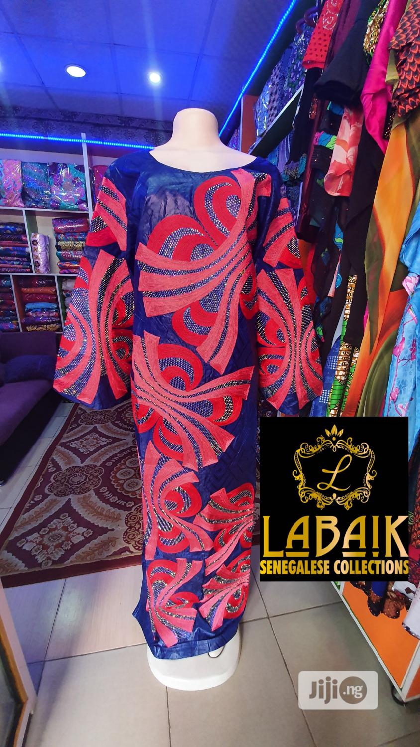 Beautiful Senegalese Galila Gown With Full Design