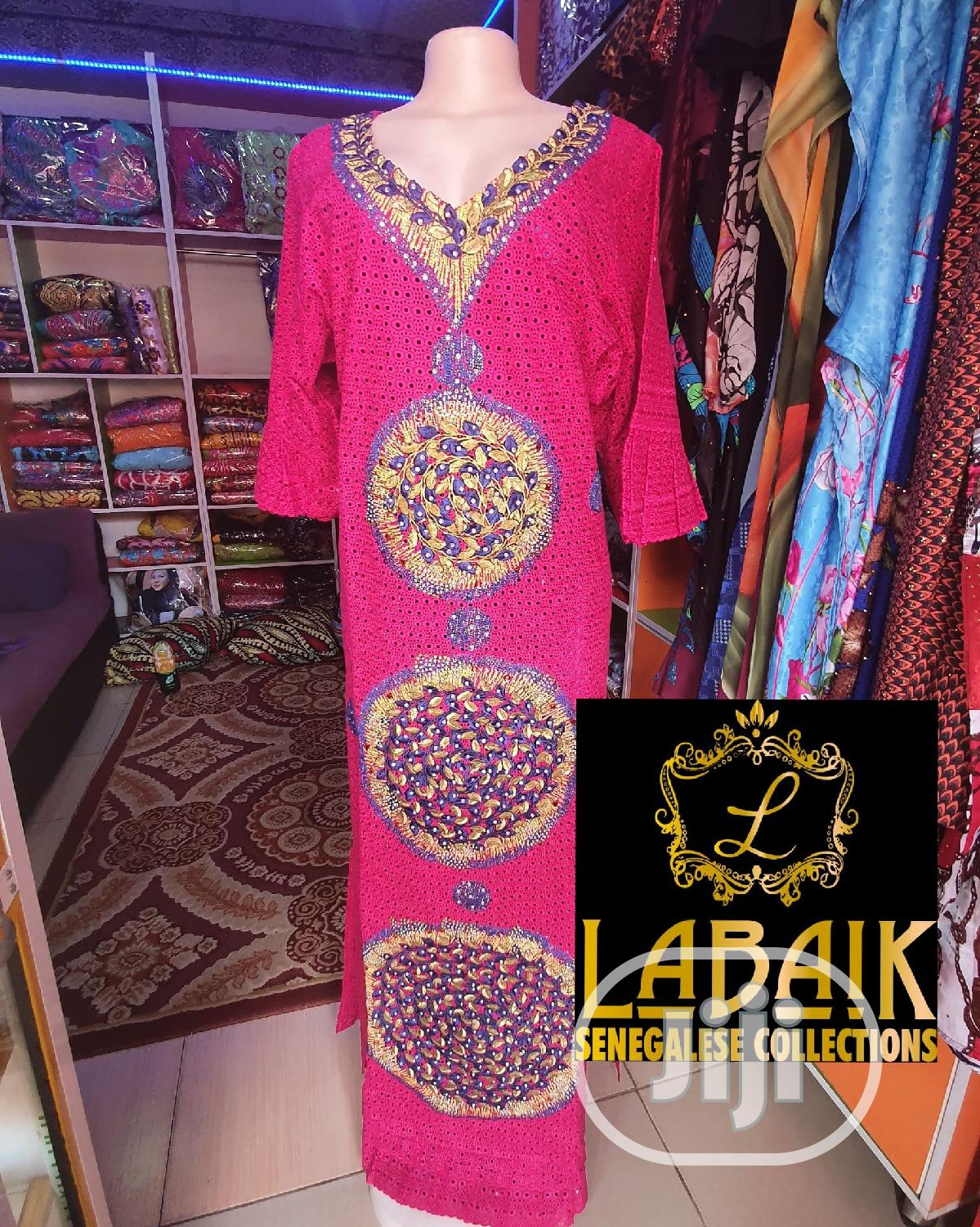 Beautiful Senegalese Lace Gowns Available | Clothing for sale in Dutse-Alhaji, Abuja (FCT) State, Nigeria