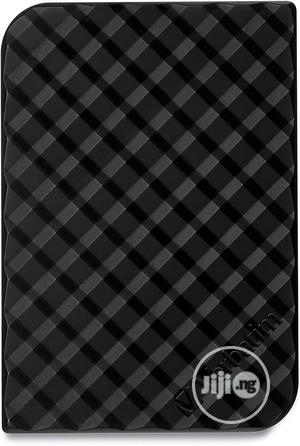 Verbatim 4TB Store 'n' Go Portable Hard Drive -black   Computer Accessories  for sale in Lagos State, Ikeja