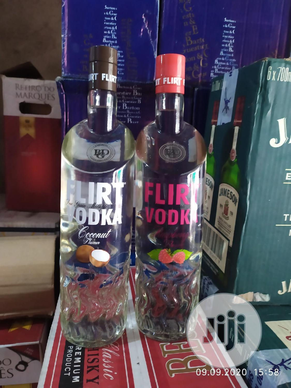 Flirt Vodka