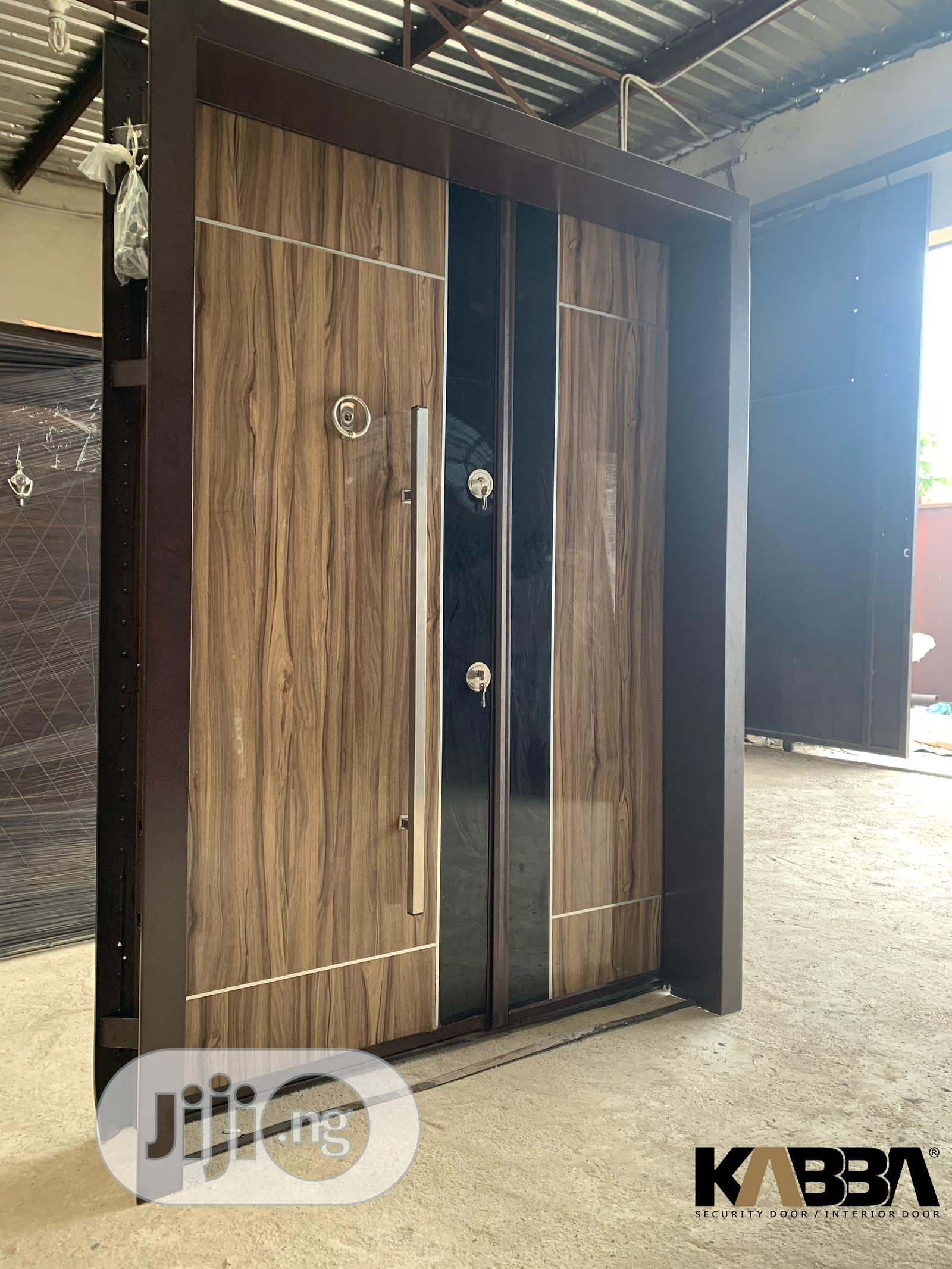 Turkish Security Door Special Size (1.5 X 2.4) | Doors for sale in Kubwa, Abuja (FCT) State, Nigeria