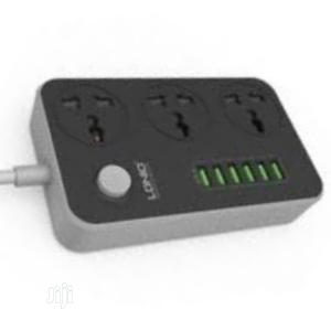 Ldnio 6 Usb Port Socket | Accessories & Supplies for Electronics for sale in Lagos State, Ikeja