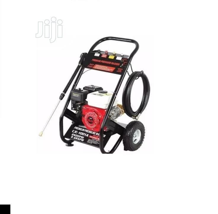 6.5hp High Pressure Washer 2500PSI -BISON Ja12