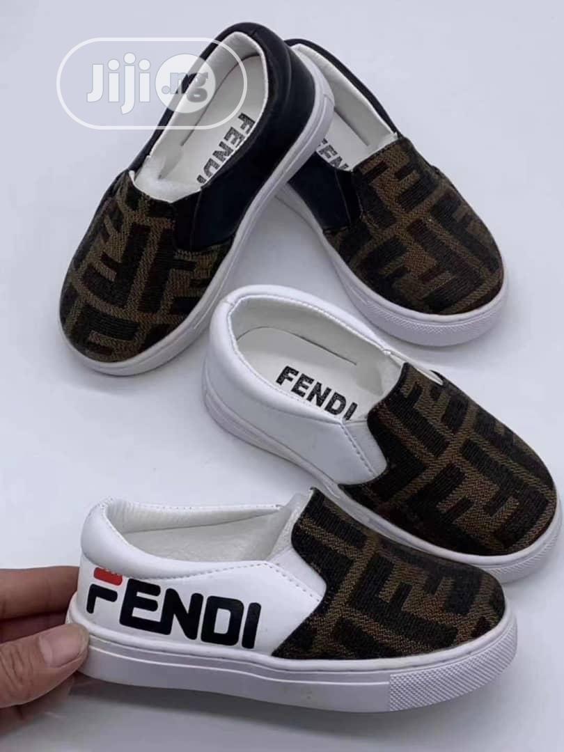 Children Fendi Loafers in Agege
