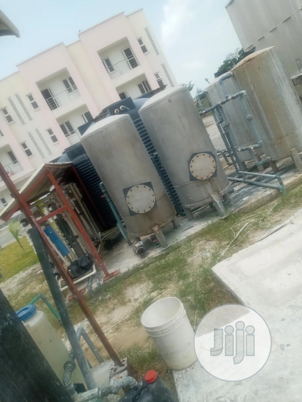 Ozone Water Treatments Machine