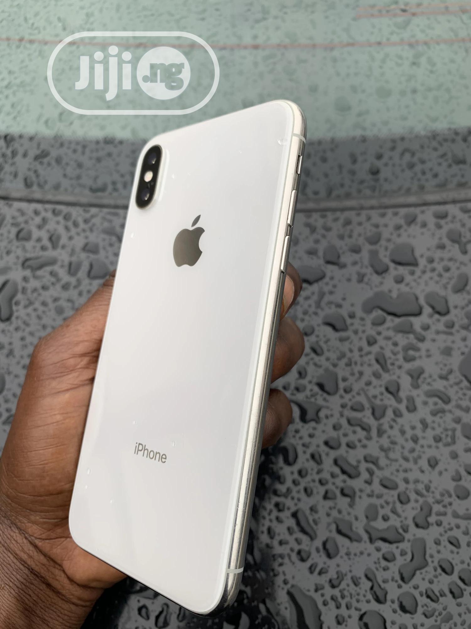 Apple iPhone X 64 GB White | Mobile Phones for sale in Lagos Island (Eko), Lagos State, Nigeria