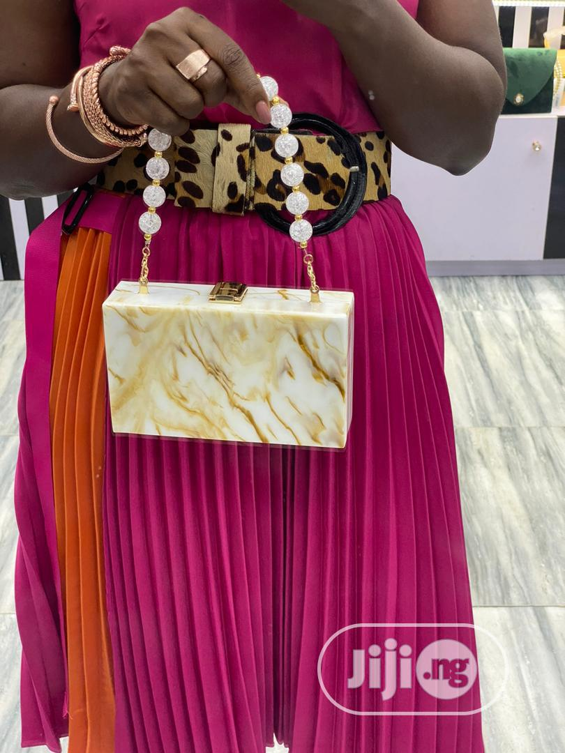 Inspired Clutches | Bags for sale in Lagos Island (Eko), Lagos State, Nigeria