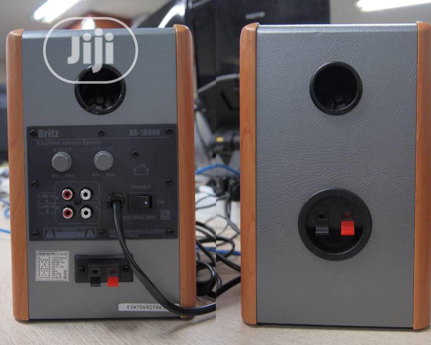 Britz Studio Monitor | Audio & Music Equipment for sale in Ibadan, Oyo State, Nigeria