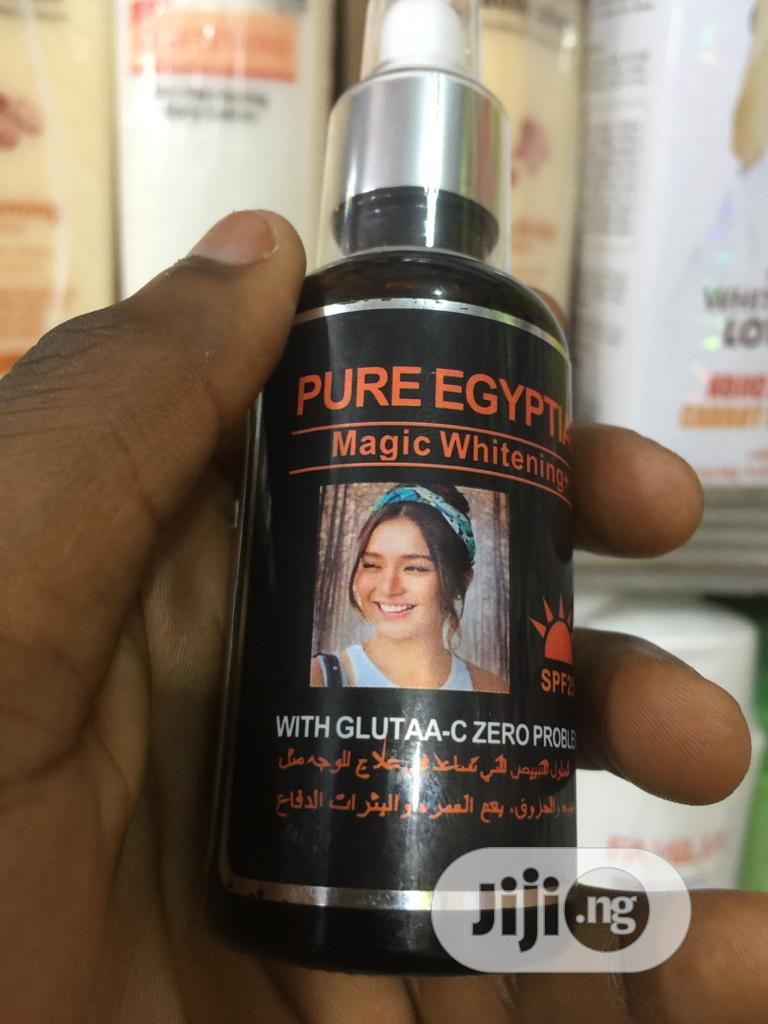 Pure Egyptian Magic Whitening