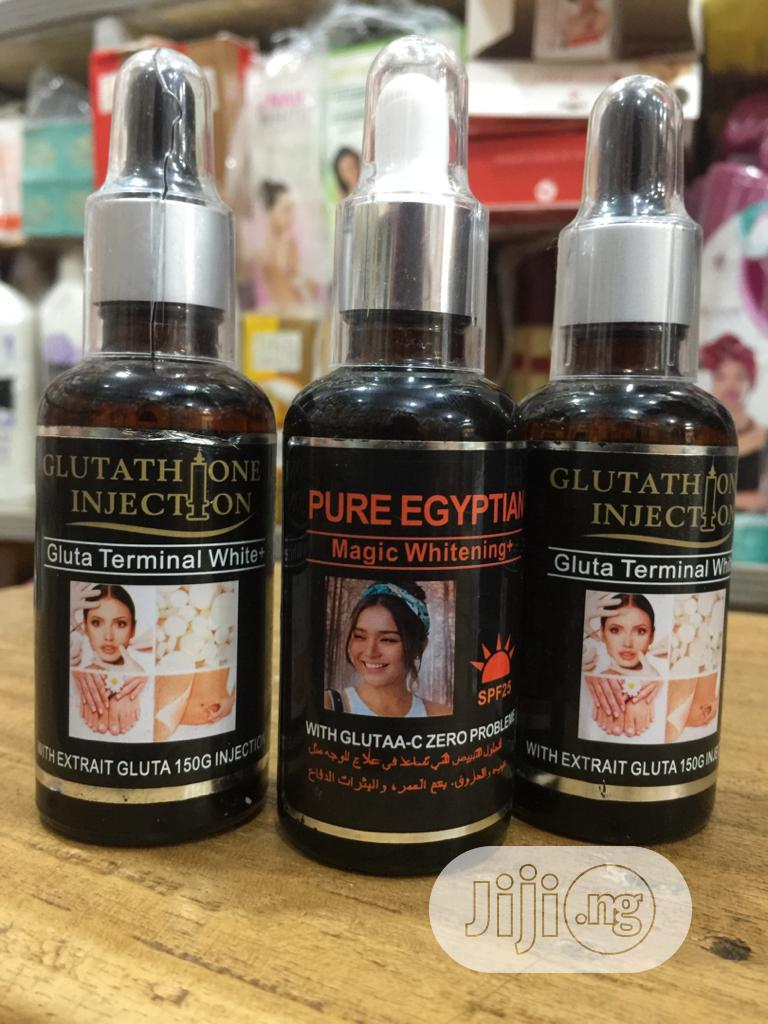Pure Egyptian Magic Whitening | Skin Care for sale in Kubwa, Abuja (FCT) State, Nigeria