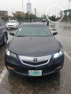 Acura TL 2011 SH-AWD Automatic Black   Cars for sale in Lagos State, Ikeja