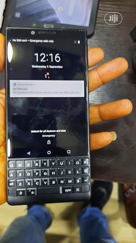 BlackBerry KEY2 64 GB Black