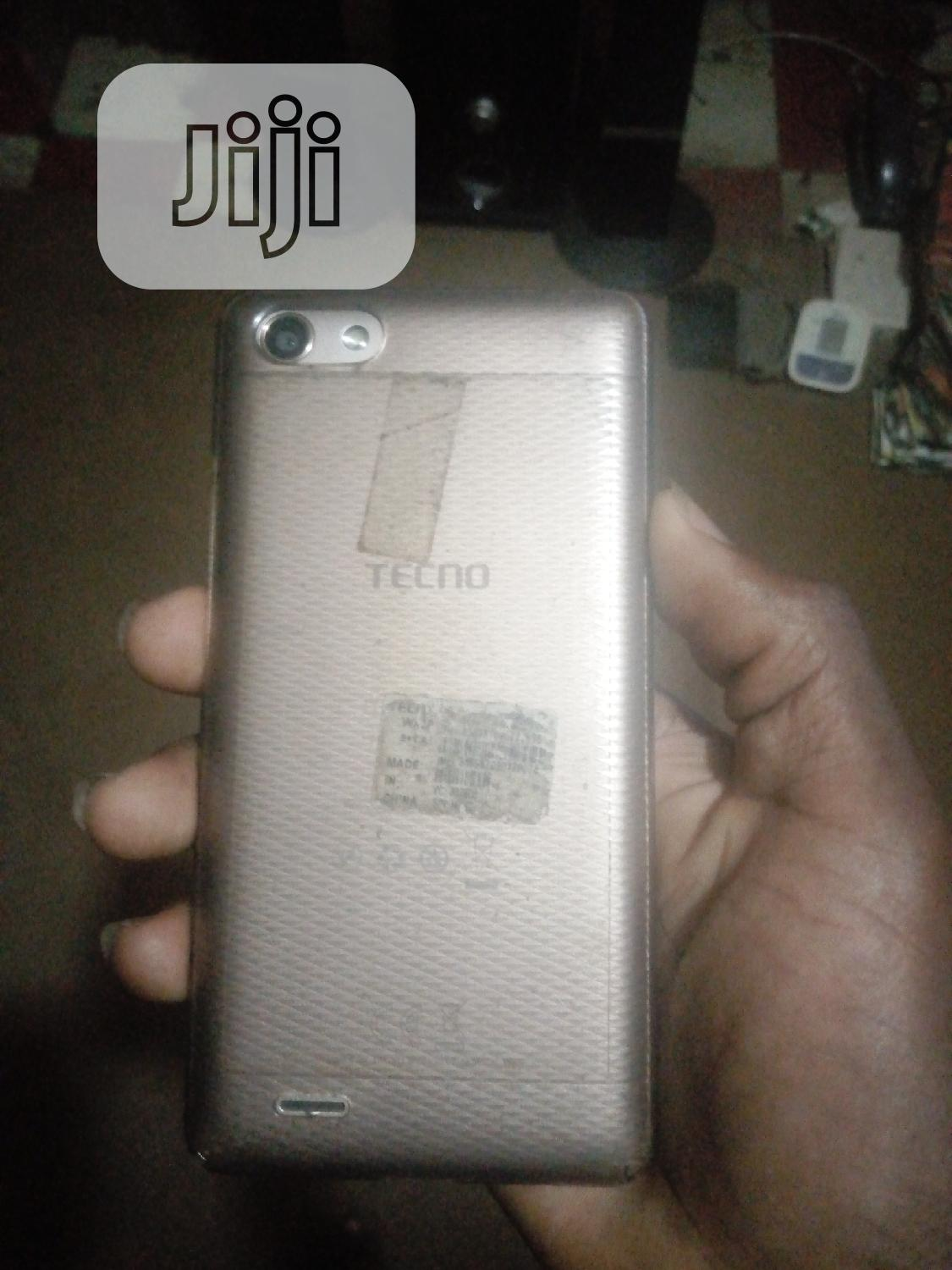 Archive: Tecno WX3 P 8 GB Gold