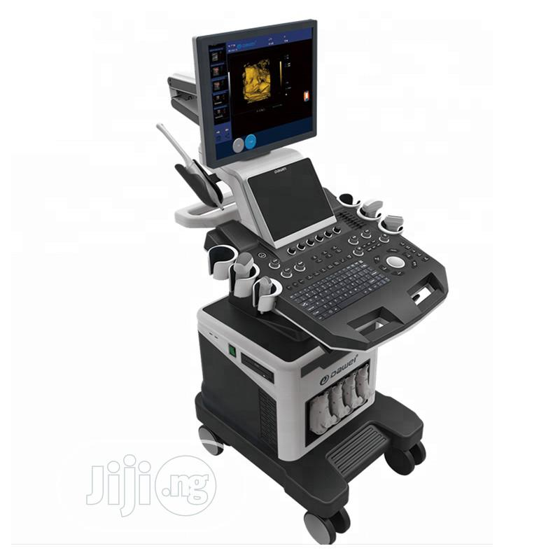 Dawei DW-F5 Trolley Color Doppler Ultrasound Machine | Medical Supplies & Equipment for sale in Amuwo-Odofin, Lagos State, Nigeria