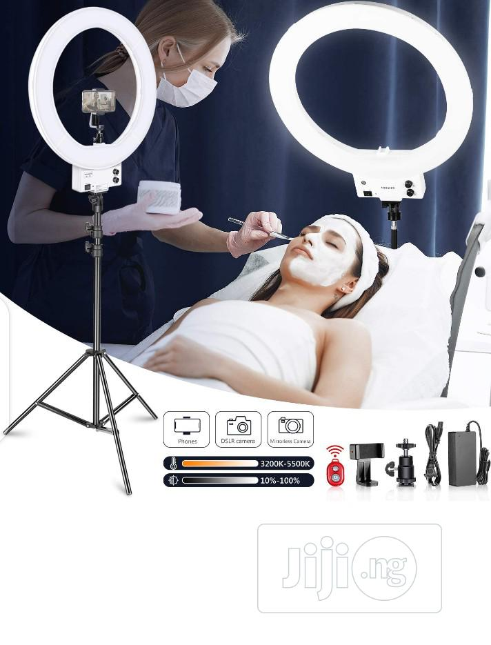 Selfie Ring Light With Remote And Stand