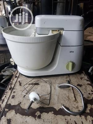 Cake Mixer 6 Litre Mixer Stand Mixer Dough Mixer Industrial   Kitchen Appliances for sale in Lagos State, Surulere