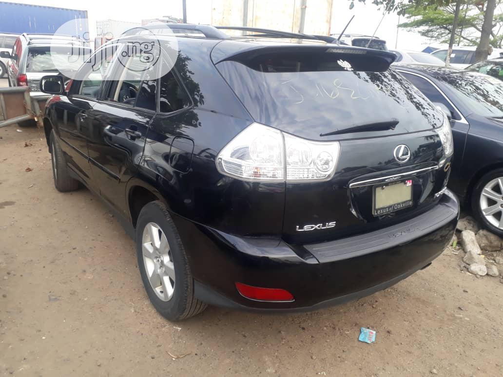 Lexus RX 2006 330 Black   Cars for sale in Apapa, Lagos State, Nigeria