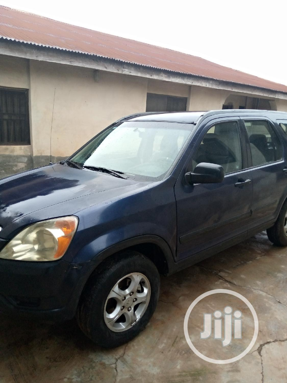 Honda CR-V 2004 Blue | Cars for sale in Offa, Kwara State, Nigeria